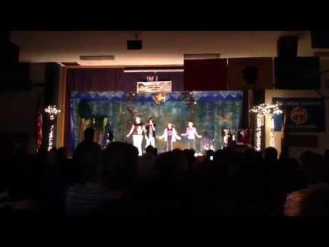 2012 - Watson lane elementary school talent show - Stuck Li