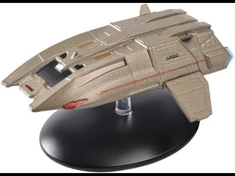 star-trek-official-starships-collection-shuttle-09:-shuttlecraft-argo-review