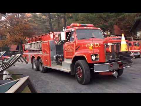 Fire Truck Compilation: Best of the Tri-County's Fire Departments Responding (1000 SUB SPECIAL)