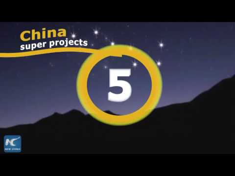 China's Top 10 super projects