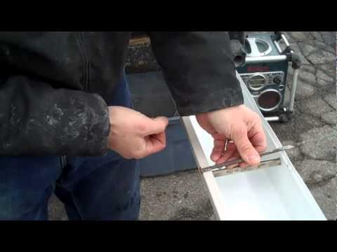Installing Gutter Hangers Youtube