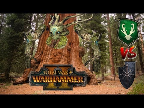 Wood Elves vs Chaos | THE RETURN OF THE AUTOGEN : Total War Warhammer 2