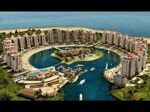 10 Most Amazing Man Made Islands
