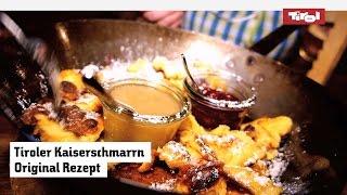 Tiroler Kaiserschmarrn: Das Original Rezept - Ganz Einfach Zum Selber Machen