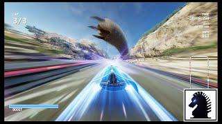 Wii U FAST Racing NEO - v1.1 Vertigo Update