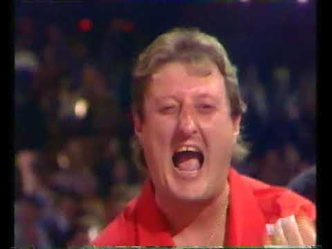 Bristow vs Kenny Darts World Championship 1991 Semi Final