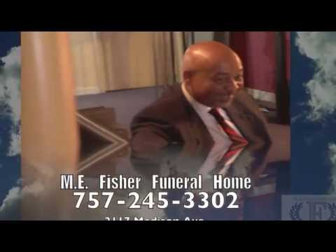 M E Fisher Funeral Home Commercial