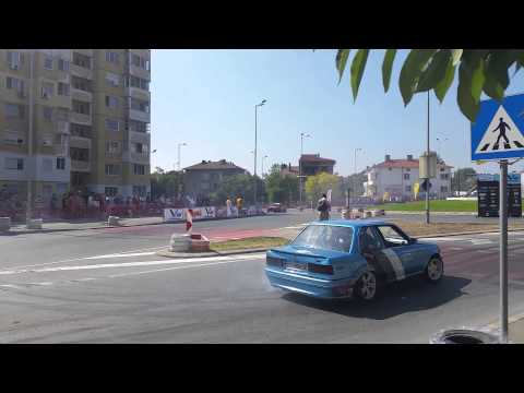 Bmw drifting Stara Zagora Bulgaria