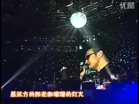 汪峰《你是我心爱的姑娘》MV 2010北京信仰 【DVD珍藏版】 高清版