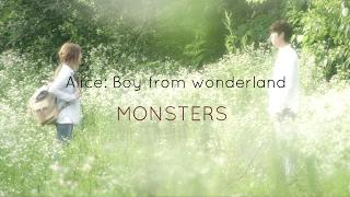 Alice: Boy From Wonderland | Hye Joong & Kim Hwan | Monsters