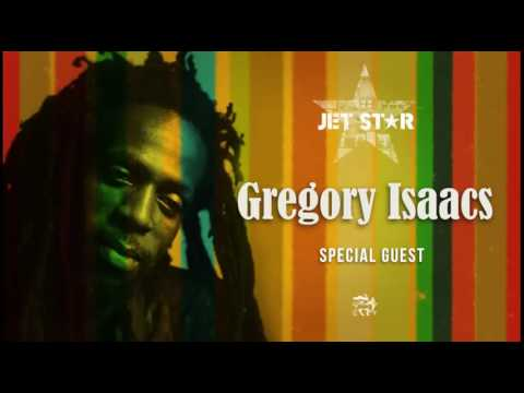Gregory Isaacs - Special Guest - Official Audio | Jet Star Music