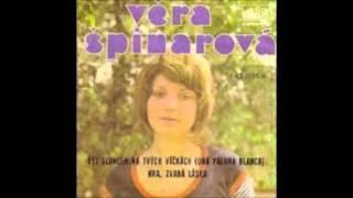 Věra Špinarová a Zdeněk Mann - Být sluncem na tvých víčkách (1975)