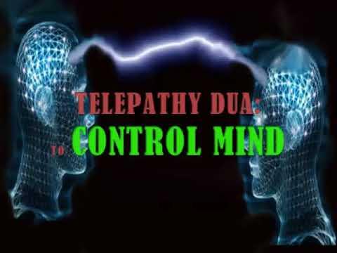 TELEPATHY DUA:  TO CONTROL MIND