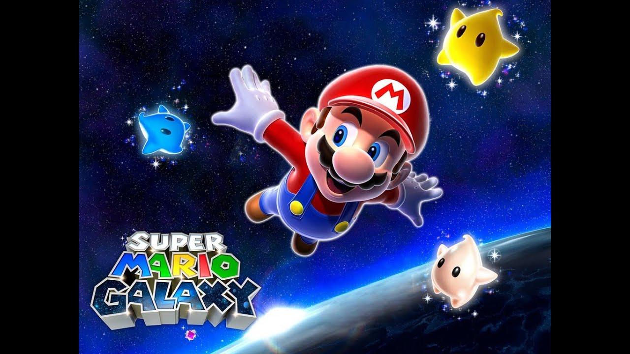 Super Mario Galaxy - Dolphin Emulator Wiki