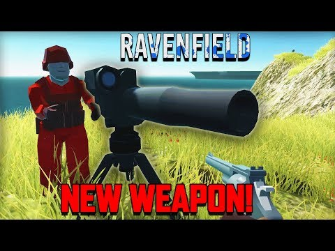 Ravenfield NEW Secret Weapon!  (Ravenfield Beta 6 Gameplay Part 13)