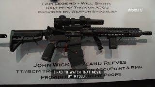 John Wick Chapter 2 TR-1 Ultralight  Rifle | NOIR S6