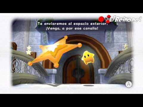 Análisis Super Mario Galaxy 2