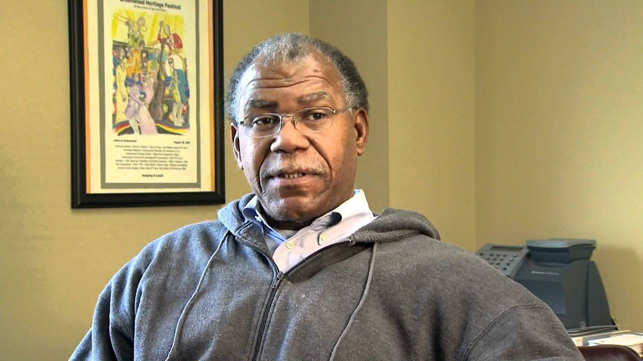 OETA story on Tulsa's Greenwood District  From the 1921 Race Riot to  Present aired on 02/10/2012