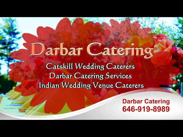 Catskill Wedding Caterers of Indian Wedding at Hudson River