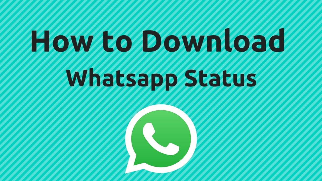 How To Save Whatsapp Video Status Whatsapp Tricks