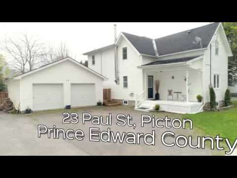 23 Paul St, Picton - Prince Edward County - $299,000