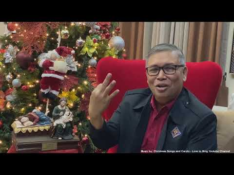 PICE PRESIDENT CHRISTMAS MESSAGE