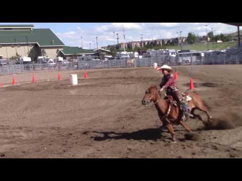 Kenda Lenseigne Colorado State and Regional Champions