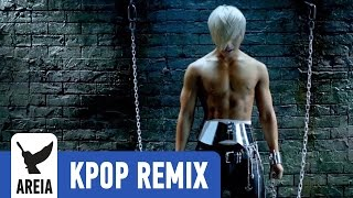 Big Bang - Fantastic Baby | Areia Kpop Remix #88