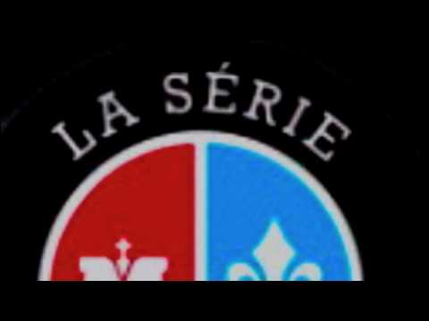 La série Montréal/Québec + Paroles - Hymne à Montréal (Ville-Marie) - Éric Lapointe