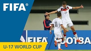 U-17 World Cup TOP GOALS: Vitaly JANELT (Germany)