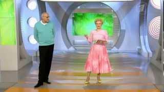 Подкожные паразиты: что делать? Передача на ТВ 'Жить здорово!' от 25.07.2012г.