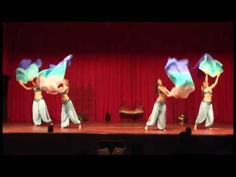 Danse orientale-Temple Céleste