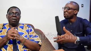 BREAKING Chief Commander EBENEZER OBEY Exclusive Interview on Asabeafrika
