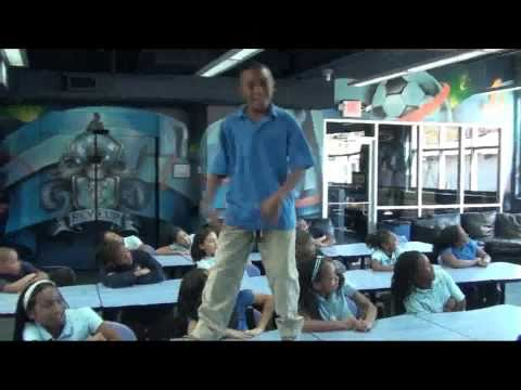 The Ron Clark Academy Problems Up Math Song Youtube