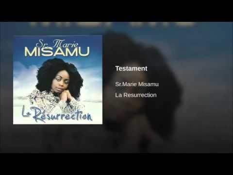 testament DE MARIE MISAMU
