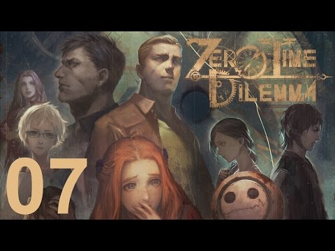 Zero Time Dilemma - Stream 07