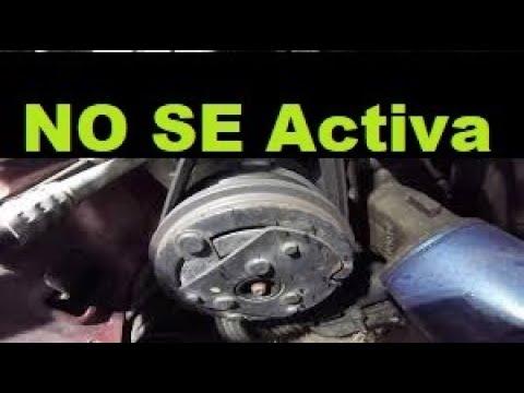 Porque el Compresor de Aire Acondicionado de mi auto no se Activa