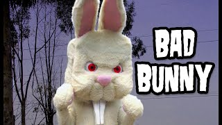 BAD BUNNY (Heavy Metal Easter Bunny Song) 🐰 Radioactive Chicken Heads