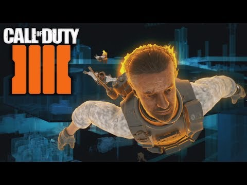 Call of Duty Black Ops 4 Battlegrounds Blackout Introduction Trailer COD BO4 Zombies Characters