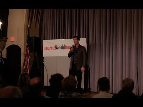 Watch Ben Clements & Ron Fein Speak in Newton, MA