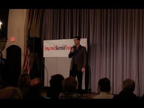 Watch Ben Clements & Ron Fein Speak in Newton, MA