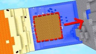 BU ZEMİNDEN ASLA DÜŞME! (Minecraft)