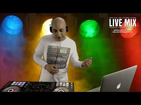 Dj Sandro Lousa Live Mix - Quem Sabe Faz Ao Vivo (Afro Hits)