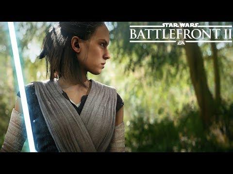 Star Wars Battlefront II Full Movie All Cutscenes Cinematic 2