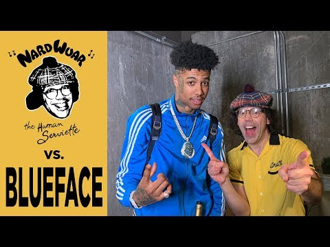 Nardwuar vs Blueface