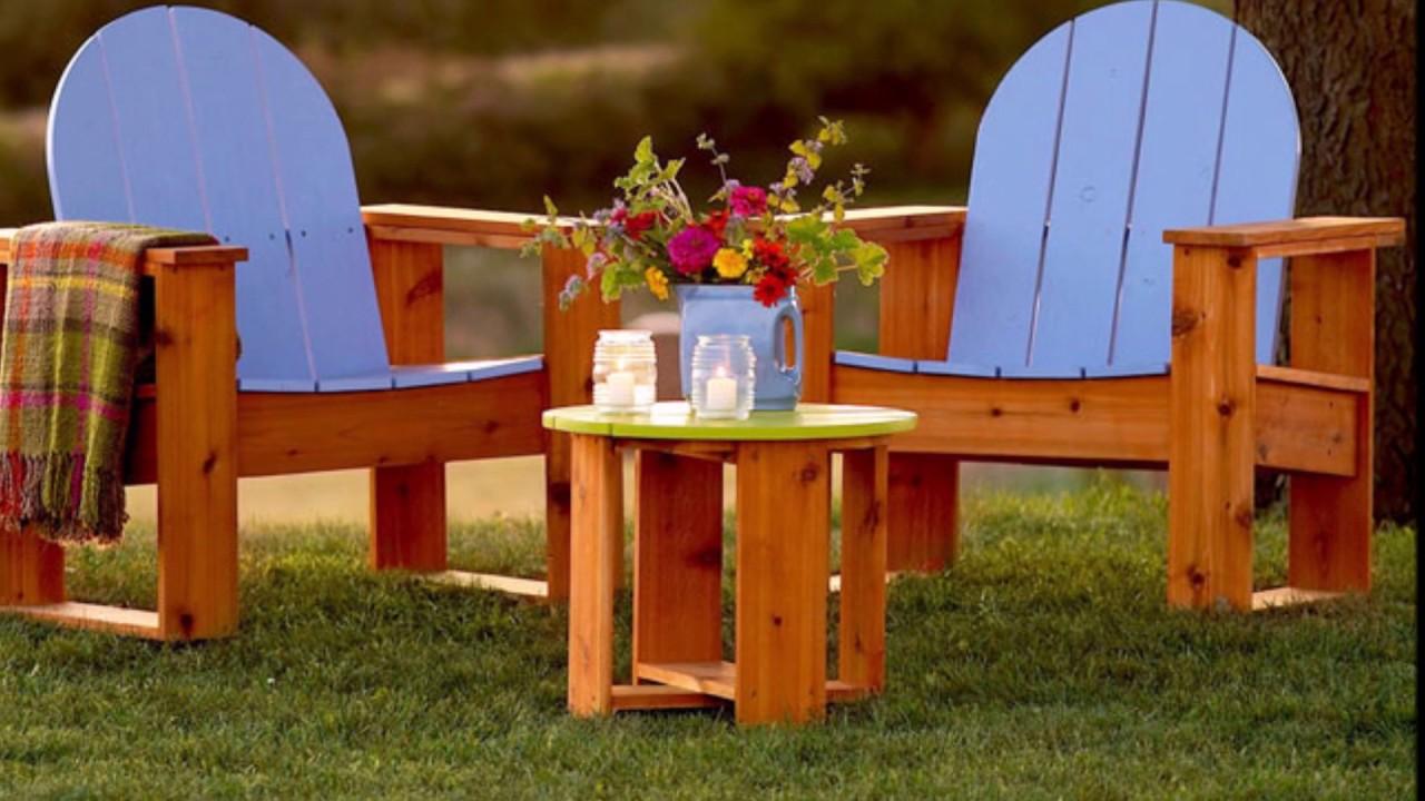 Awesome Adirondack Chairs 2017 Decoration Ideas - YouTube