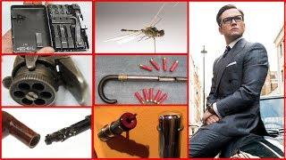 殺人於無形? 真實存在的 10種 特工特殊武器 金牌特務 中的裝備 ? KGB CIA