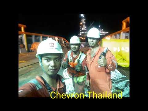 Anchor job at Platong LQ location, Chevron - Thailand..Bourbon Offshore