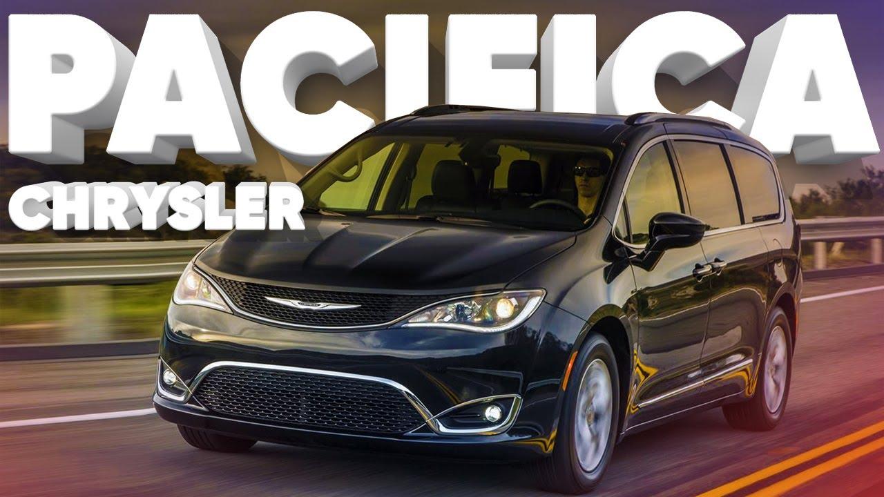 Мамавэн - что будет если доверить создание автомобиля женщинам/Chrysler Pacifica/Большой тест драйв
