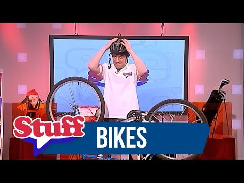 Stuff: BIKES | English Vocabulary